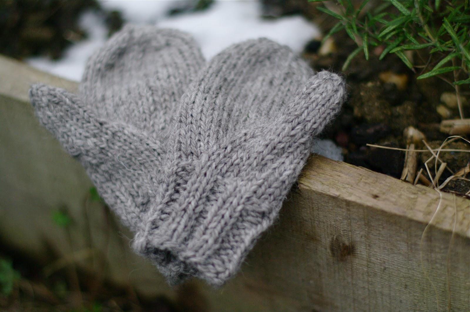 modele tricot moufles gratuit