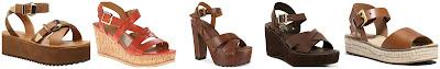C Label Mollini 4 Platform Sandal $23.60 (regular $59.99)  Franco Sarto Carine Platform Sandal $36.49 (regular $89.00)   Mia Elly Platform Wooden Clog Sandals $49.99 (regular $69.00)  Kork-Ease Ava Platform Wedge Sandal $79.97 (regular $140.00)  Michael Kors Lilah Espadrille Platform Sandals $99.99 (regular $135.00)