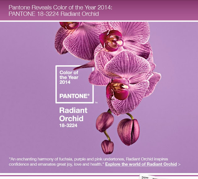 Pantone, color trends, Cindy Rippe, Orchid, 1Peter 1:16, research, trends, home decor trends, fashion color trends, Cindy Rippe, Florals-Family-Faith blog