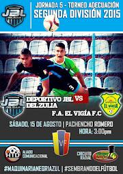 J5 victoria 2-0 ante Atlético El Vigía