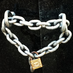 A Chain-Link Heart