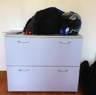 Antes y despu s el mueble archivador convertido en - Mueble archivador ikea ...