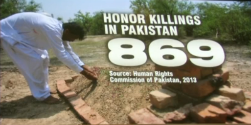 Pakistani Newlyweds Decapitated by Bride's Family in Honor Killing
