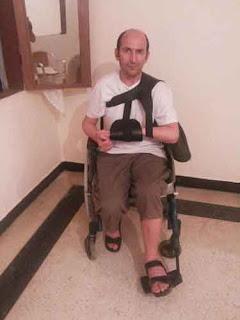 أستاذ من تطوان تعرض لحادث مأساوي ينتظر الإنصاف