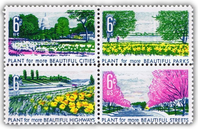 The Stamp Collecting Round-Up: Lady Bird Johnson to Get Stamp