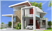 For More Info about this trendy House Elevation, Contact (Home Design in .