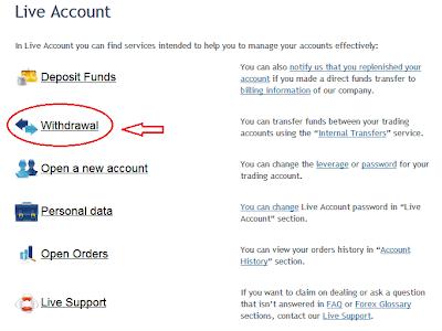 Hướng Dẫn Rút Tiền Từ Roboforex Về Webmoney