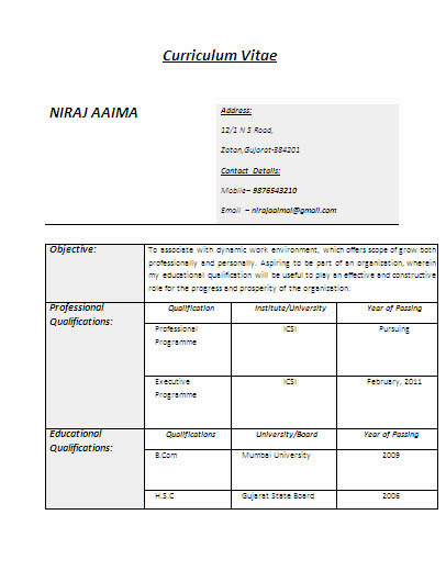 sle resume for bca freshers pdf narag