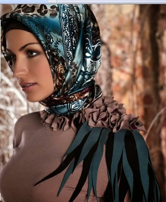 Latest And Modern Hijab Styles 2014 Love Quotes Urdu Shayari Love Wallpapers Romantic
