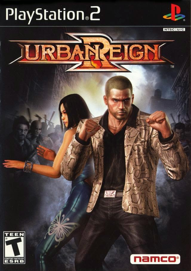 URBAN REIGN PS2 ISO