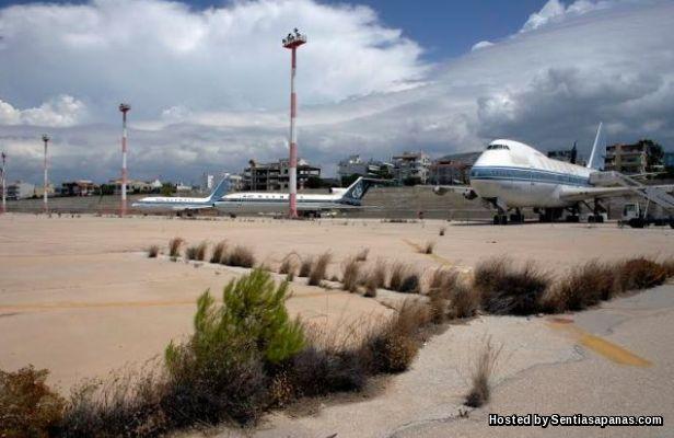 Lapangan Terbang Antarabangsa Ellinikon