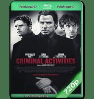 ACTIVIDADES CRIMINALES (2015) WEB-DL 720P HD MKV INGLÉS SUBTITULADO