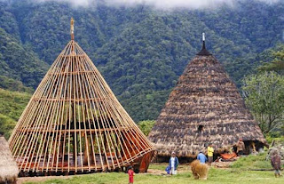 Mengintip Keunikan Rumah Adat Wae Rebo, Mbaru Niang