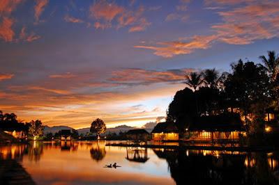 tempat romantis Indonesia