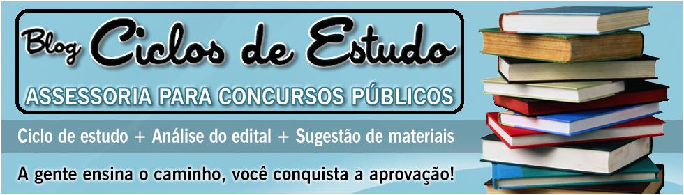 Blog Ciclos de Estudo™