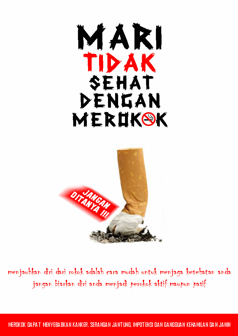 Poster Rokok Image