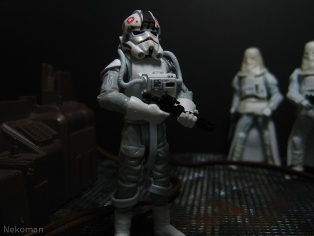OTC Legacy Collection Hasbro Kenner Snowtroopers Hoth