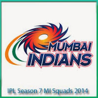 IPL 7 Mumbai Match List 2014 and IPL 7 Mumbai Match Full Scorecards and MI Match Highlight