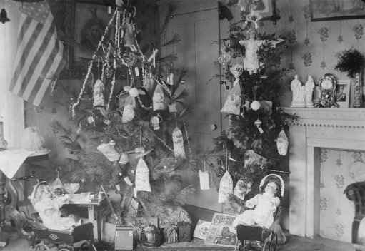 Antique 1920s xmas porn a christmas tale 2