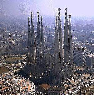 La Sagrada Familia - Barcelona - que visitar