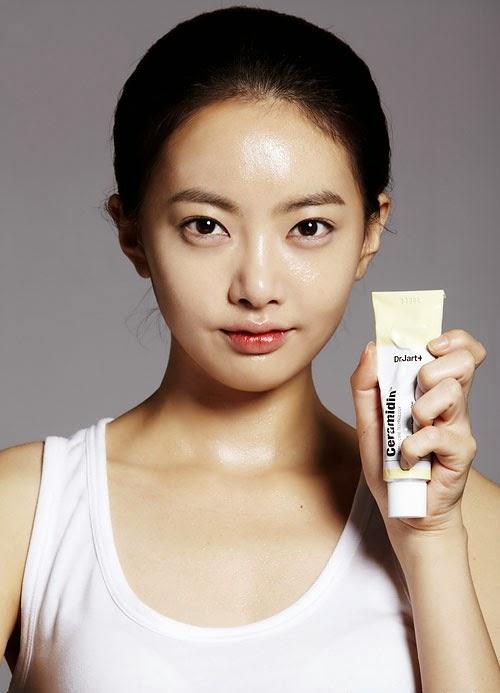 Корейский уход за жирной кожей
