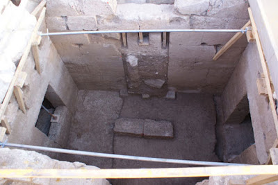 New Macedonian tomb unearthed in Pella