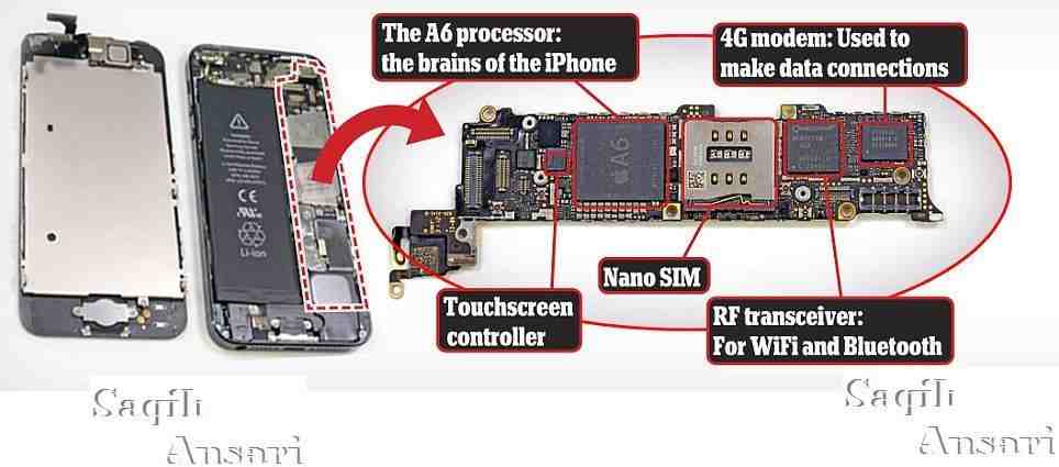 Iphone 5 Chip Diagram Trusted Wiring Diagram