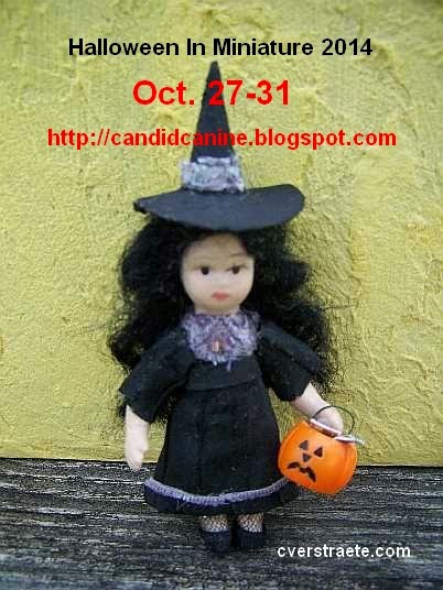 Coming Soon - Halloween in Miniature 2014!