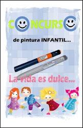 """Concurso de Pintura """"la vida es dulce"""""""
