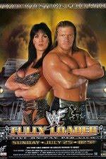 Watch Fully Loaded 1999 WWF Show Online
