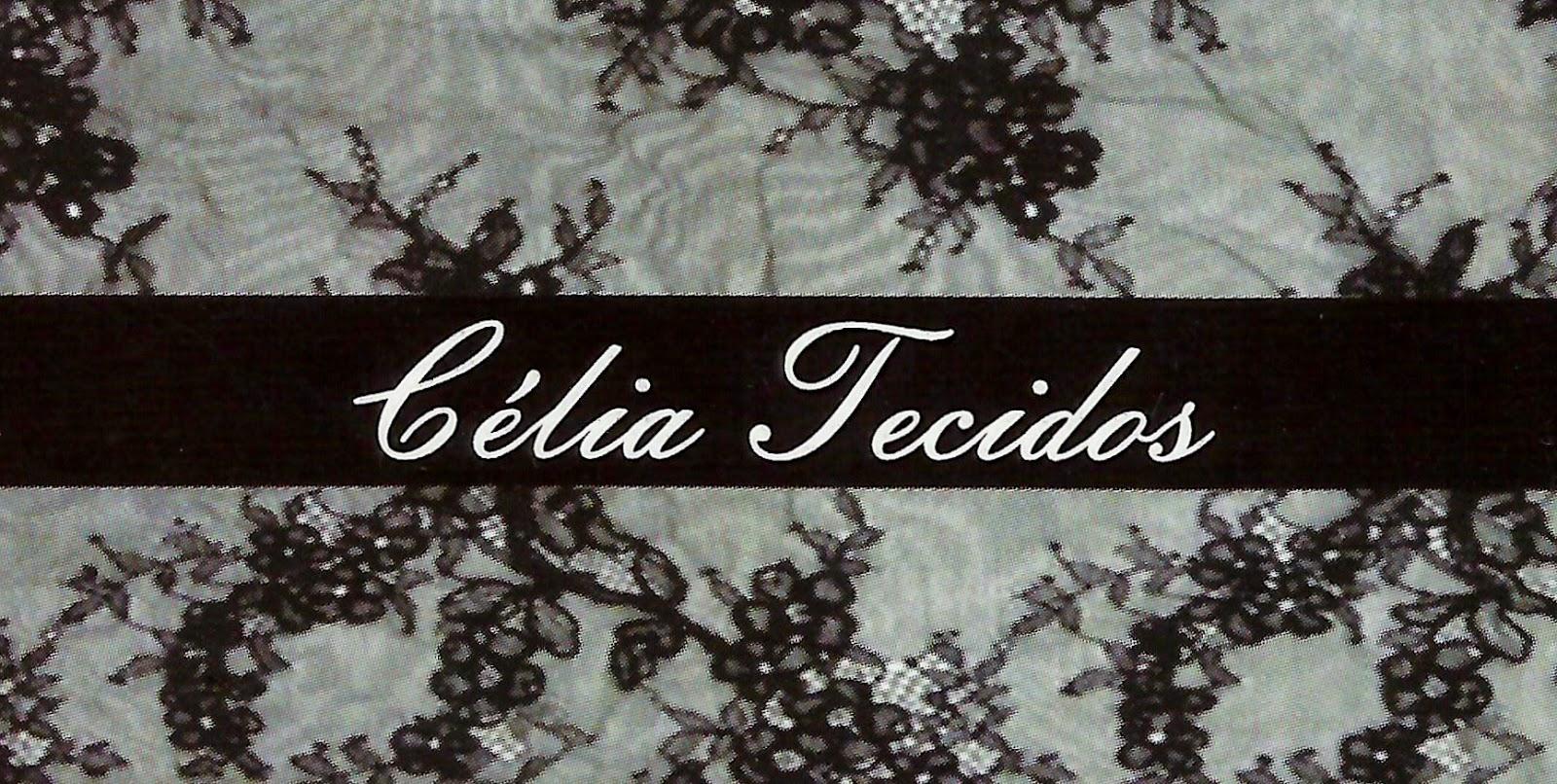 Célia TECIDOS Tecidos, Rendas, Confecções tamanho grande. Rua. Quinze de Novembro, 648 Centro - Tatuí - SP tel: (15) 3251-3635 e-mail: celiatecidos-tatui@hotmail.com
