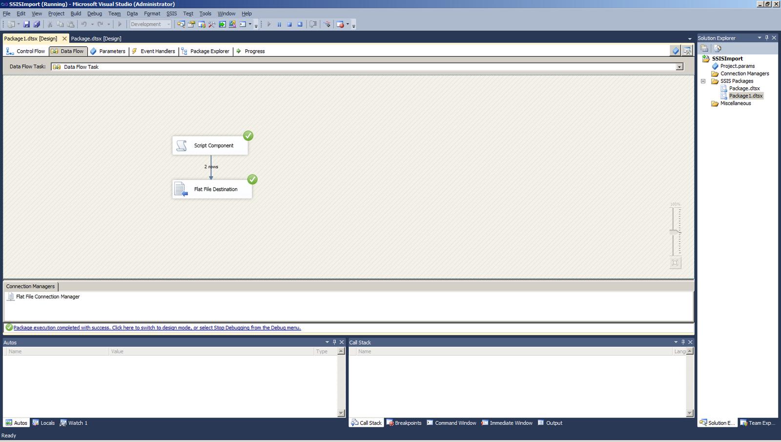 integrating service parameters crm b