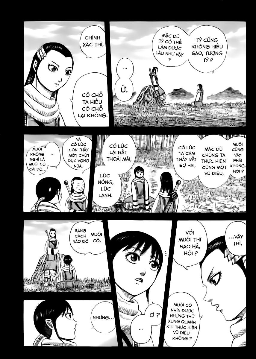 Kingdom – Vương Giả Thiên Hạ (Tổng Hợp) chap 359 page 10 - IZTruyenTranh.com