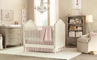 decorar cuarto de un bebé
