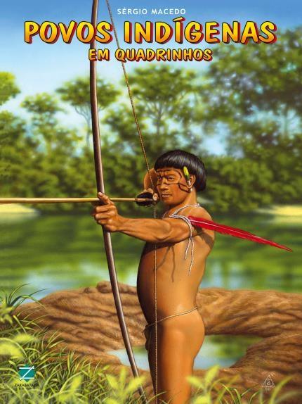 Povos indígenas nos quadrinhos (2012)