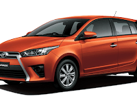 Harga All New Toyota Yaris 2014 Terbaru