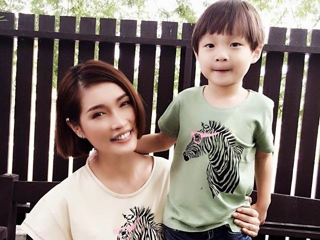 Amber Chia Mahu Hamil Anak Perempuan