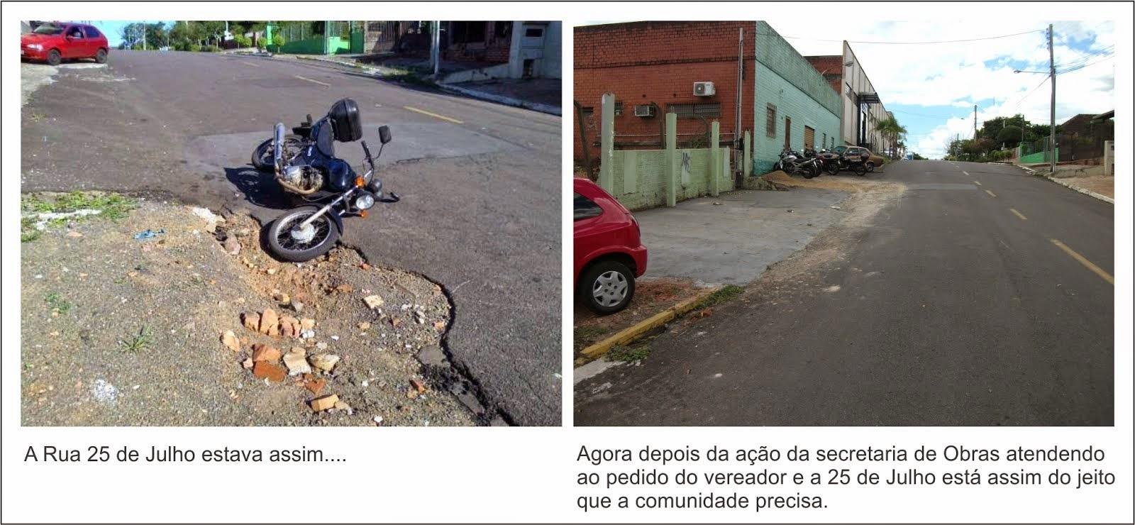 PREFEITURA ATENDE PEDIDO DE VEREADOR