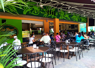 Kak Nong Restaurant in KK