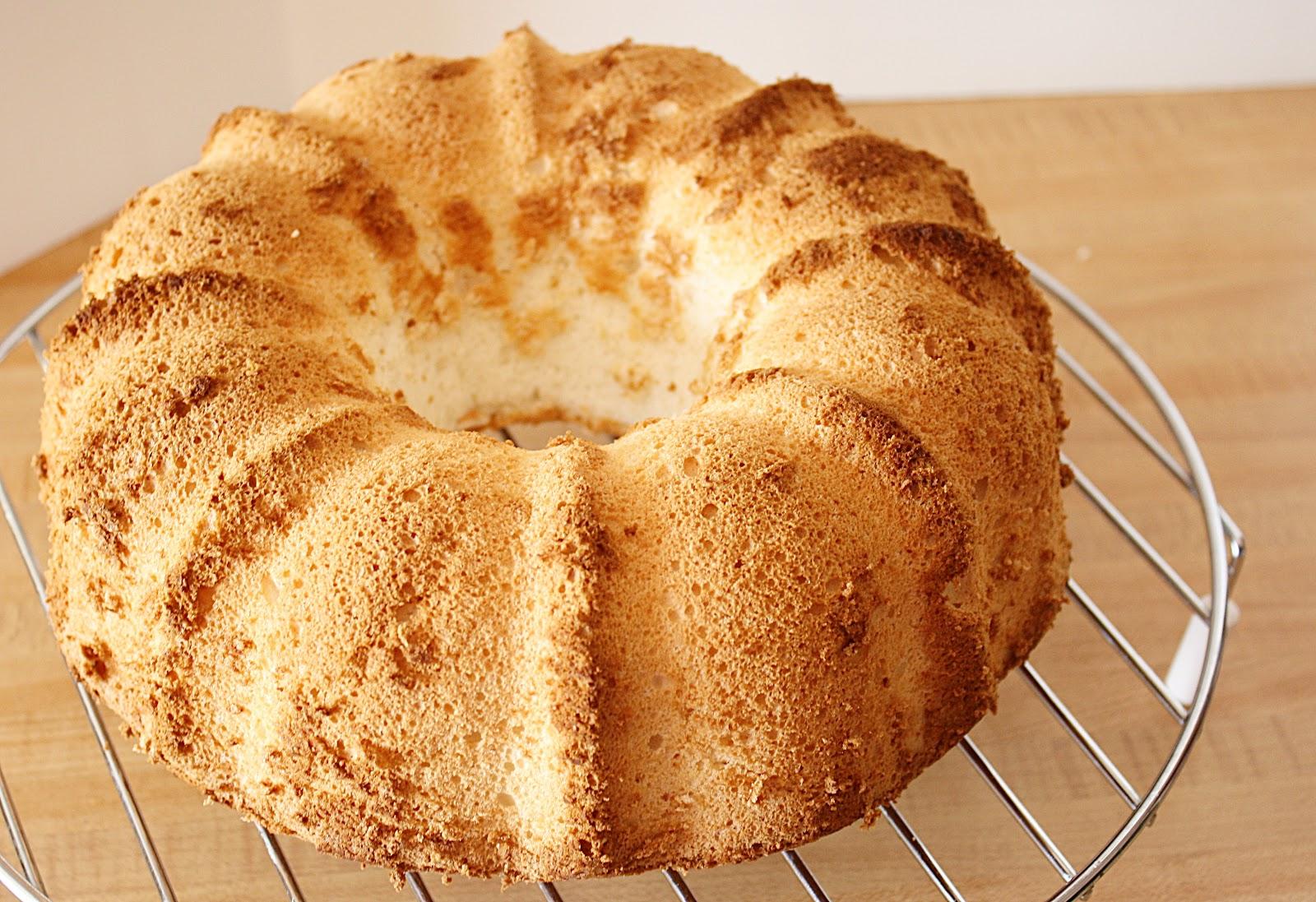 Angel Food Cake Pan Instead Of Bundt Pan
