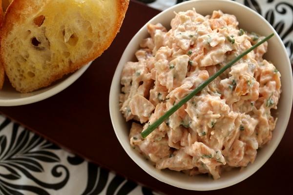 Mission: Food: Le Bernardin's Salmon Rillettes