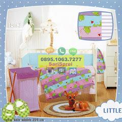 Sprei Bayi Baby Crib