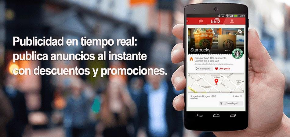 Marketing y Publicidad en el Móvil Mobile Ubiz
