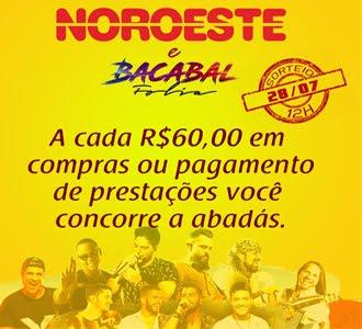 NOROESTE E BACABAL FOLIA