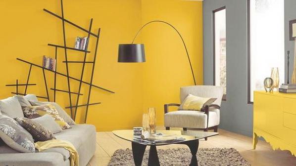 Parfaites id es de couleur des murs pour la d coration d 39 automne d cor - Decoration des mures ...