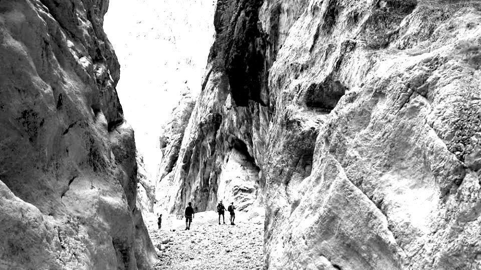 Canyon Gorroppu