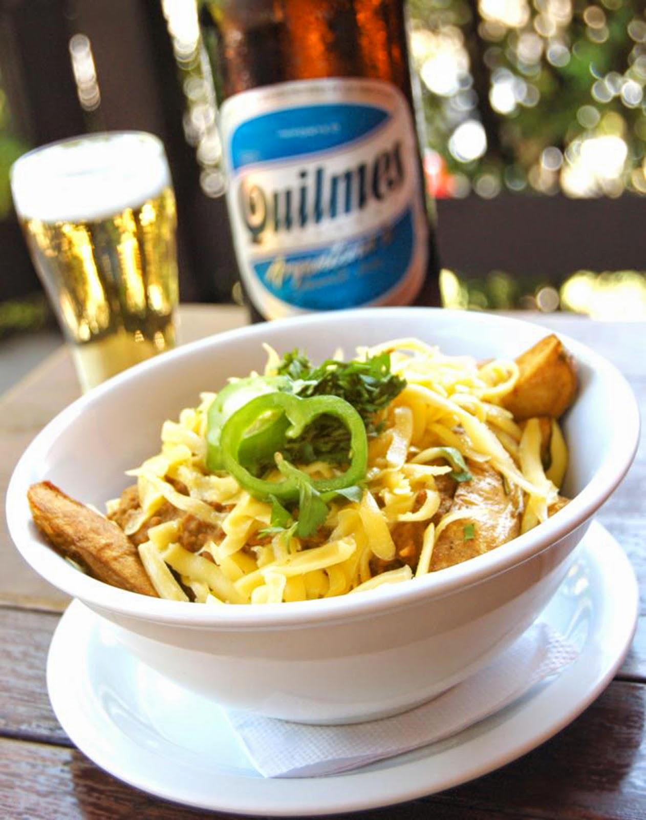 Chilli Fries - El Tambo
