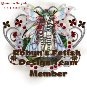 Robyn's Fetish Design Team Member
