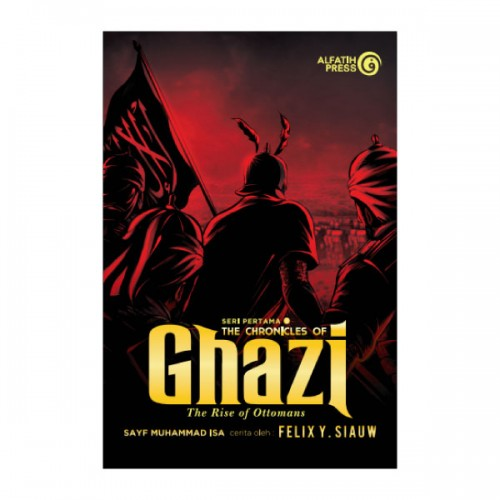 NOVEL GHAZI (Muhammad Al-Fatih)