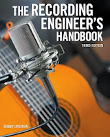 The Recording Engineer's Handbook 3rd edition image